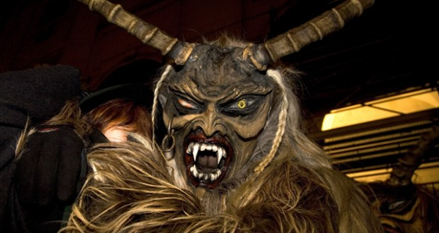 Salzburg: The Krampus run
