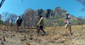 Mozambique: To the tip of the inselberg