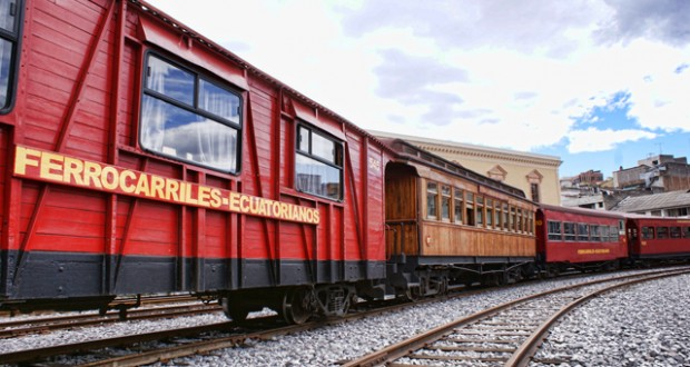 Ecuador's Tren Crucero: Ticket to ride
