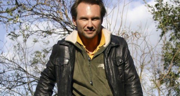 Interview: Christian Slater