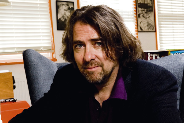 King of Chat: Jonathan Ross
