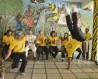 Capoeiristas in action at FICA. Image: Sameena Jarosz
