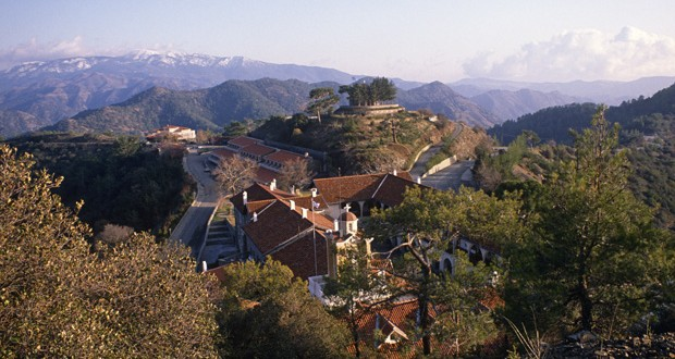 Troodos Mountains: Bejewelled splendour