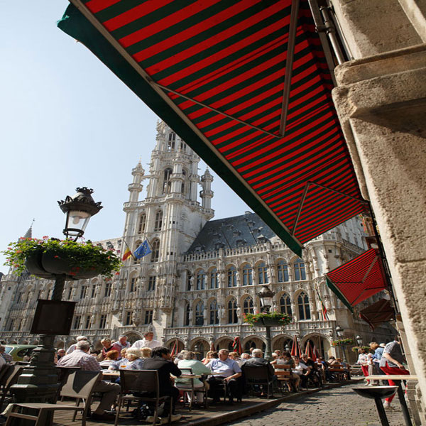 City life: Brussels
