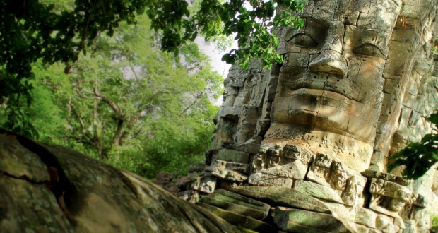Angkor: The road less travelled