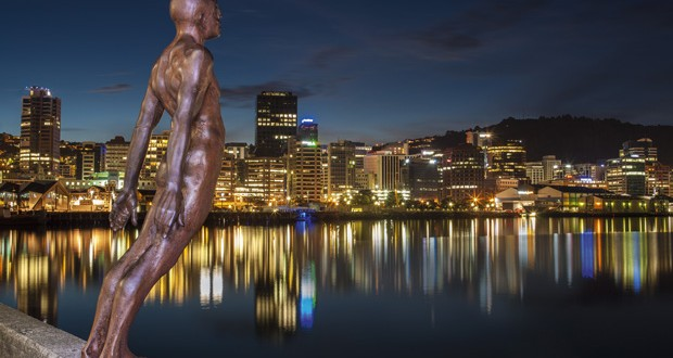 City life: Wellington
