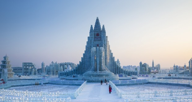 Harbin Ice & Snow Festival: Frozen over