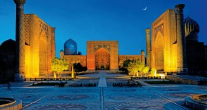 Central Asia: On the trail of the Silk Road