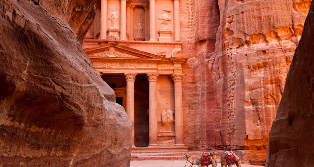 Win a spectacular nine-day trip for two to Jordan worth £3,000!