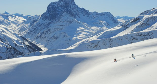 Win a week's VIP Alpine experience for the family