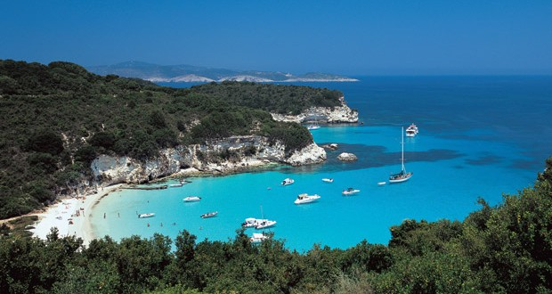 Win a fantastic Greek family holiday for four
