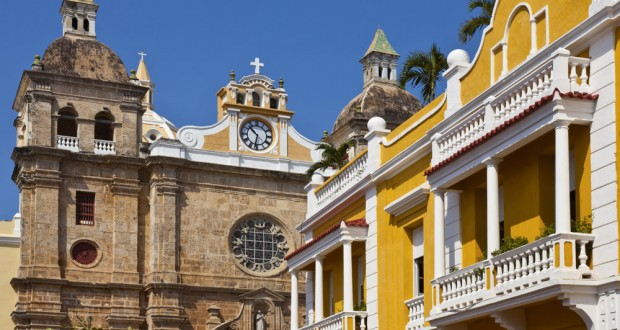 Cartagena: In the footsteps of Gabriel Garcia Marquez