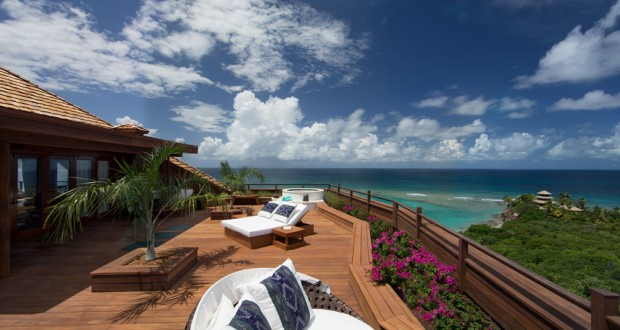 Necker Island: Virgin territory