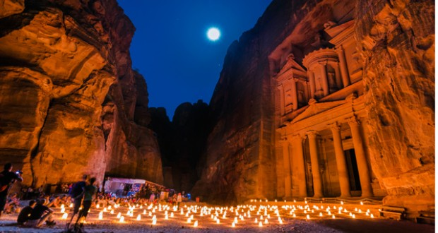 Win one of two incredible 10-night trips for two to Jordan!