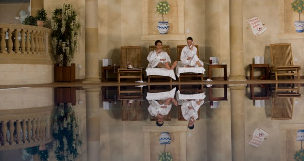 Win a luxury spa trip for two