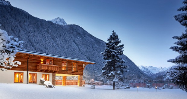 Win a wellness escape for two in the Austrian Tirol