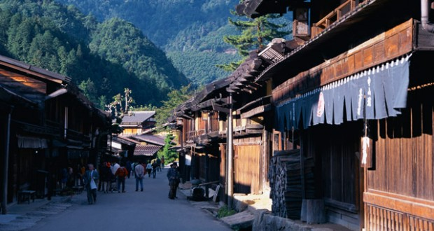 The (not so) rough guide to traditional Japan