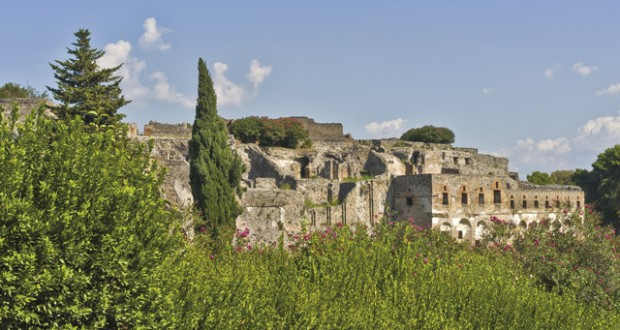 Win a seven-night trip to Italy's ancient Roman towns