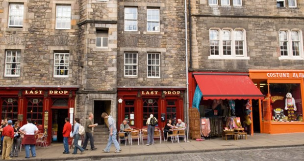 Eat: Edinburgh