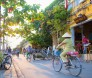 One of the many cafes in Hoi An, Vietnam. Image: AWL Images