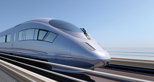 Maglev trains: The future of high-speed rail?