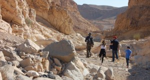 Family travel: Southern Israel