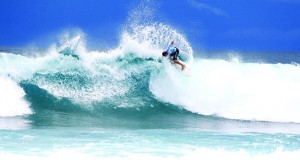 Maldives: Surf's up