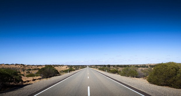 Australia: The Stuart Highway