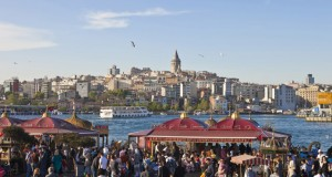 City life: Istanbul