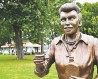 Lucille Ball statue, Jamestown