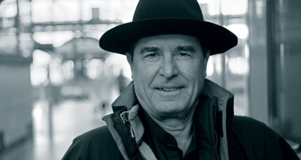 Notes from an author: Paul Theroux