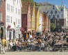 Bryggen's colourful waterside buildings, Bergen. Image: Robin Strand