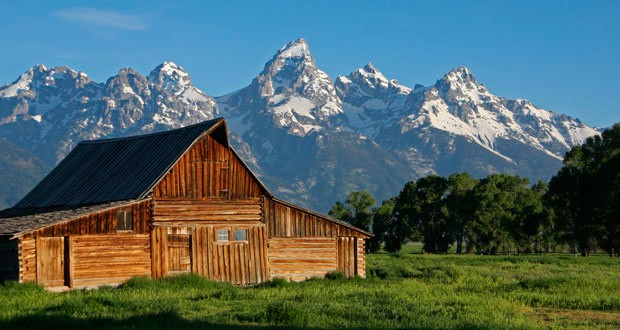 Win a nine-day tour of Yellowstone and Grand Teton