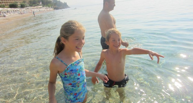 Family travel: It's all Greek to me