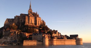 Mont Saint-Michel: Turning tides