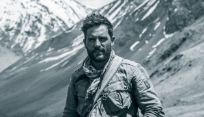 Levison Wood in the Himalayas. Image: Tom McShane
