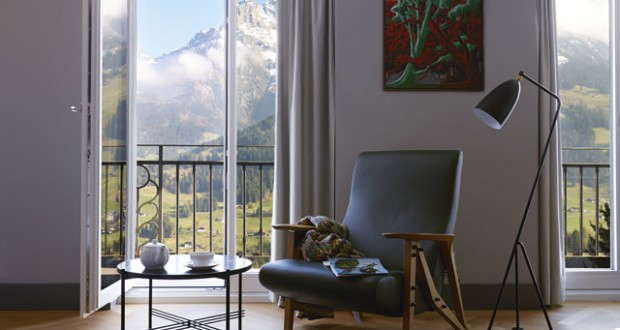 Win a  four-night  holiday to Adelboden
