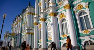 The (not so) rough guide to Tolstoy's St Petersburg
