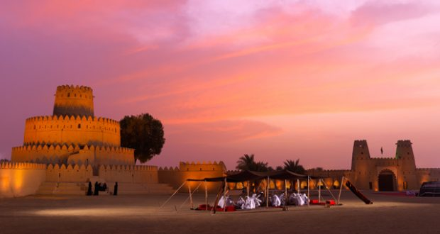 Win a five-night holiday for two to Abu Dhabi