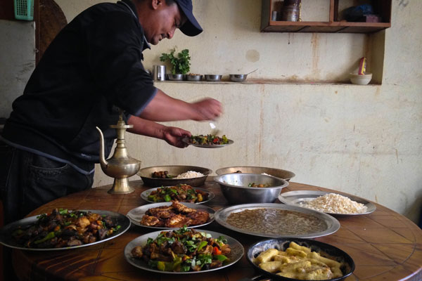 Nepal: Carnivore cookery