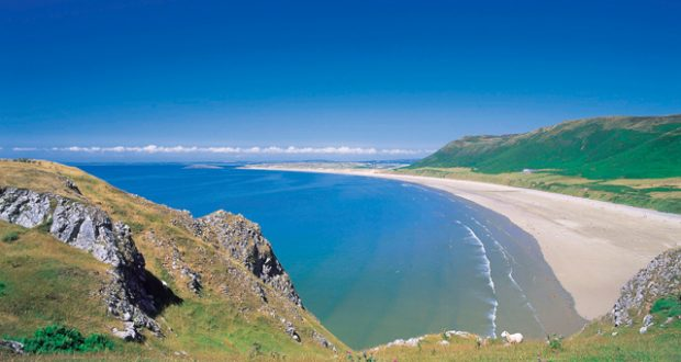 Win a four-day holiday in Swansea Bay