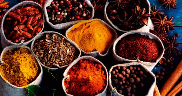 Traditional Indian spices. Image: Getty