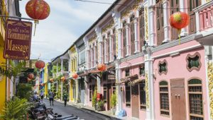 Soi Rommanee, Phuket Old Town. Image: Getty