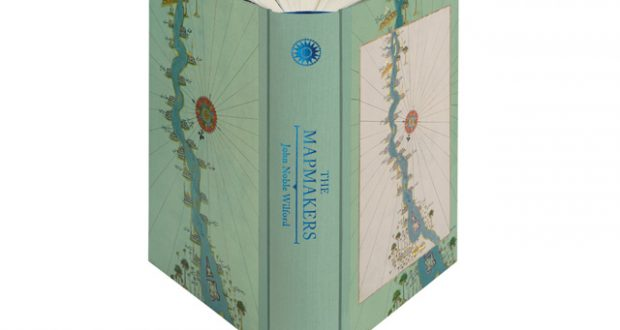 Bookshelf: The Mapmakers