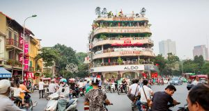 Hanoi: Beyond the bikes
