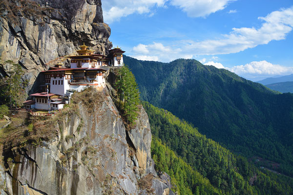 Bhutan: In the Tiger's Nest