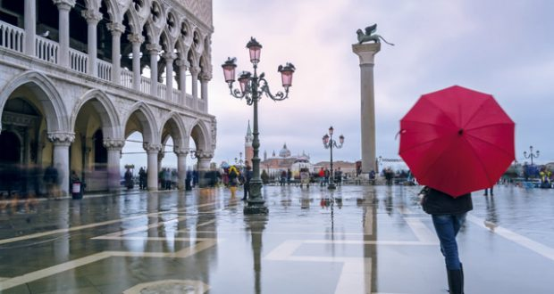 Piazza San Marco, Venice. Image: Getty