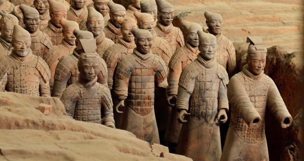 Xi'an: Terracotta Warriors
