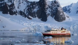 Hurtigruten Antarctic Cruise