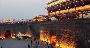 Xi'an: Official start of the Silk Road